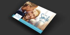 Dental Postcard with Hero Image